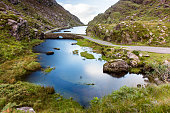 Black Lough, Gap of Dunloe