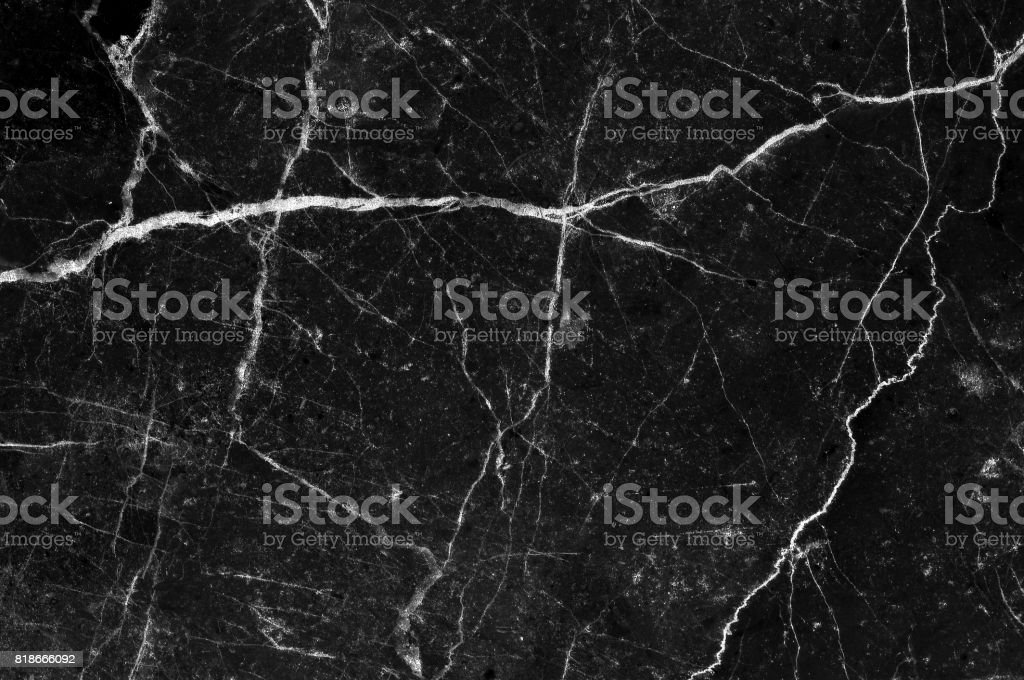 Black marble luxury decor pattern texture unique background stock photo