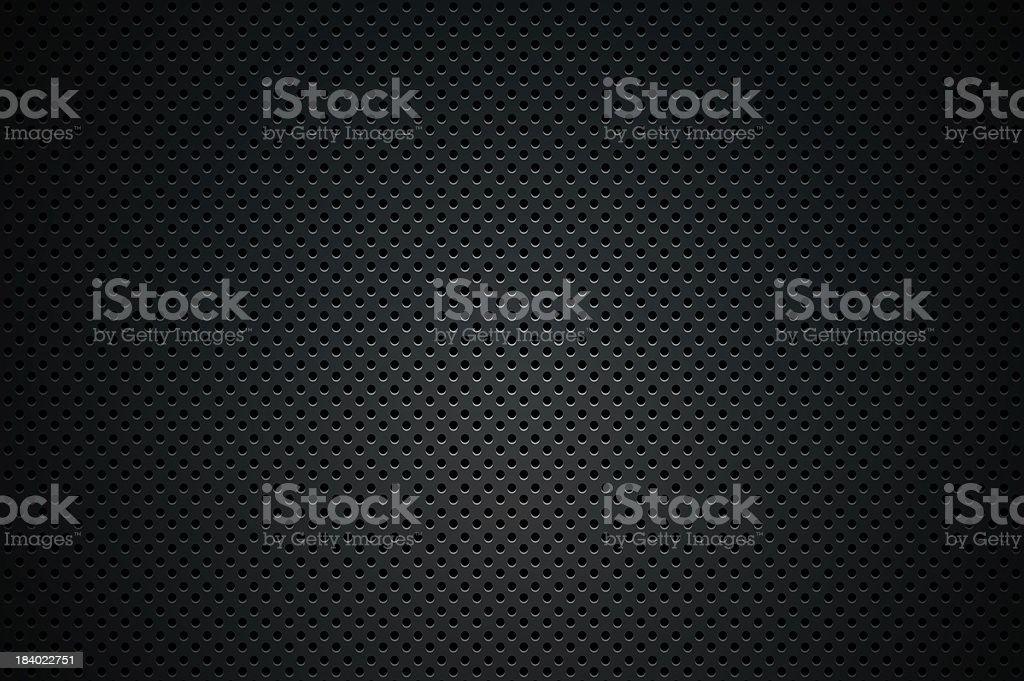 Black Mesh Background stock photo