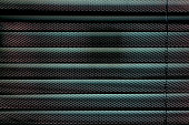 black office curtain texture background