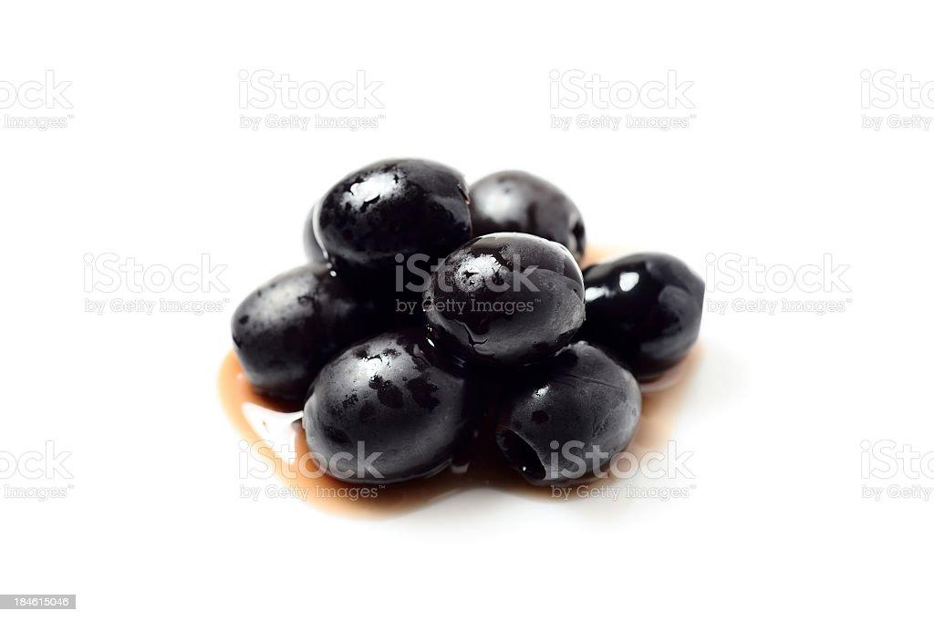 Black Olive royalty-free stock photo