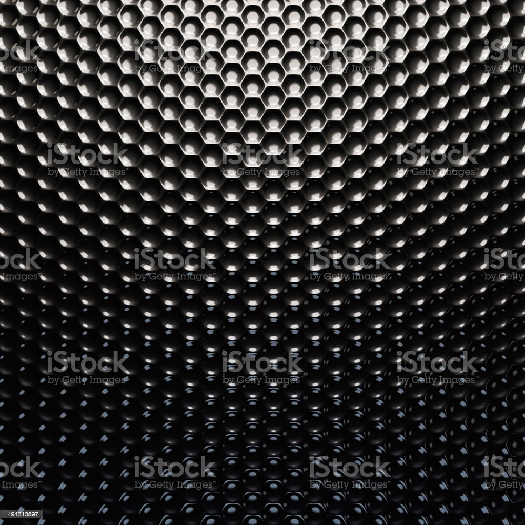 Black pattern stock photo