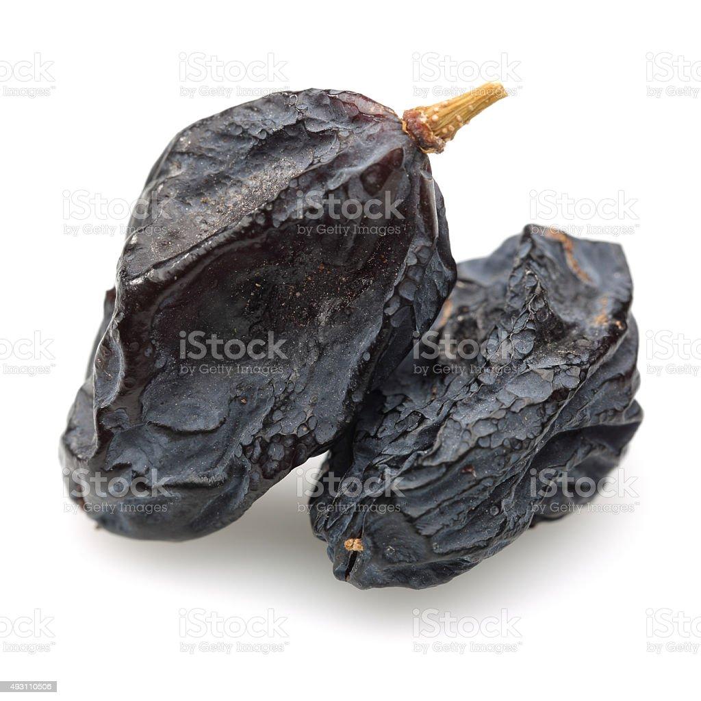 Black Raisin stock photo
