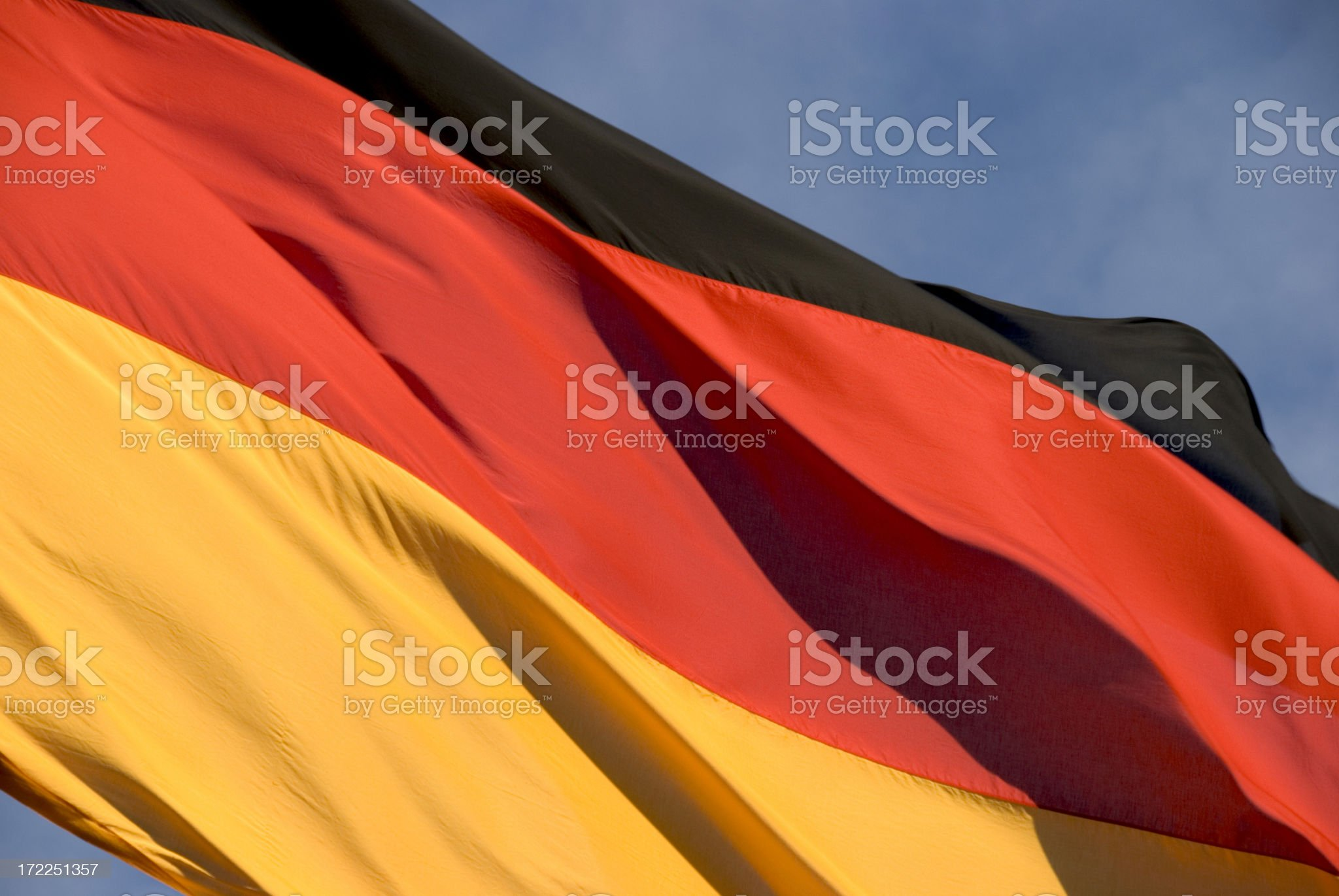 black, red, gold royalty-free stock photo