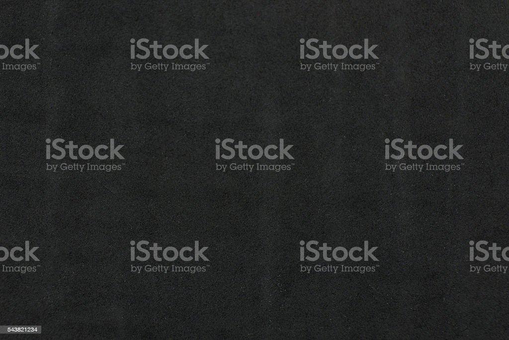 black rubber foam texture stock photo