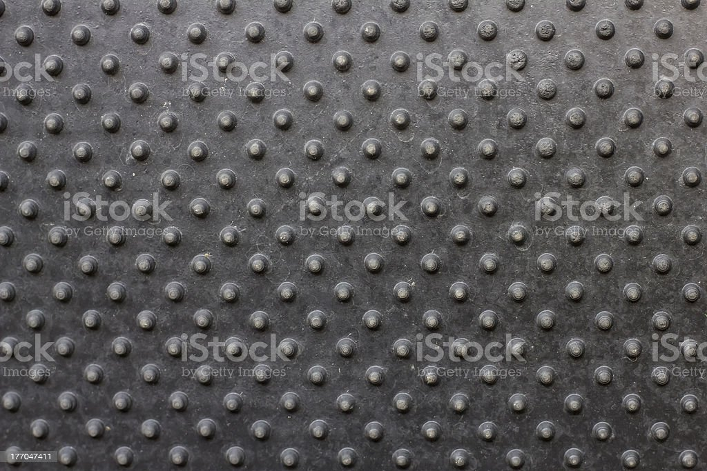 Black rubber pattern background royalty-free stock photo