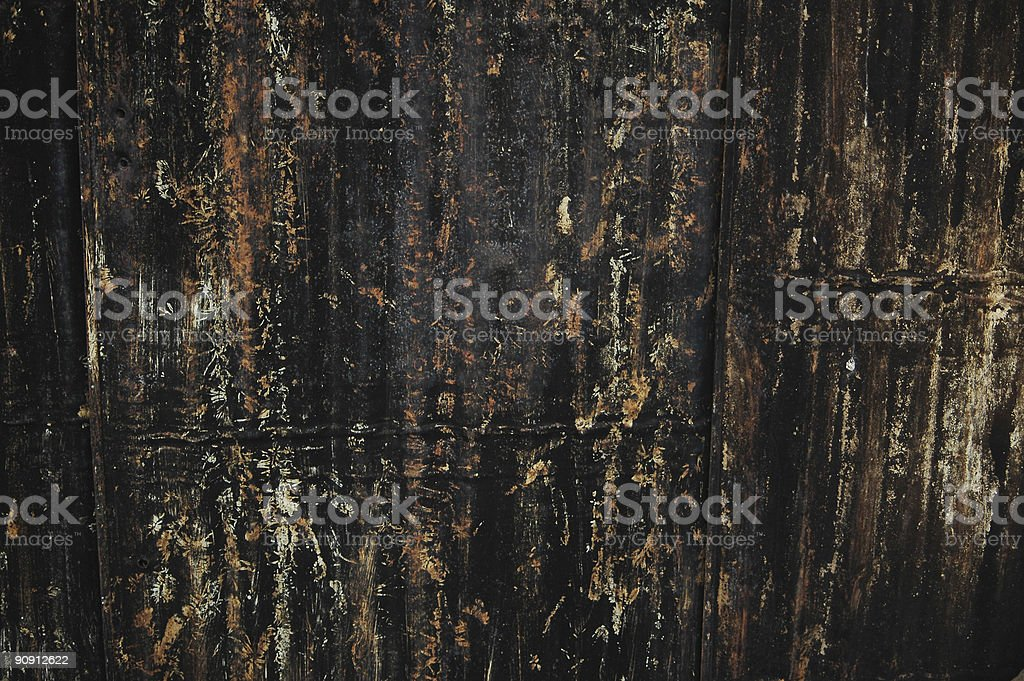 black & rust grunge background royalty-free stock photo