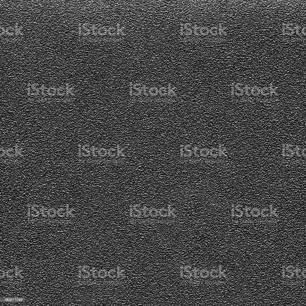 black sandpaper background stock photo
