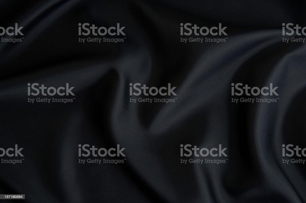 Black satin background royalty-free stock photo