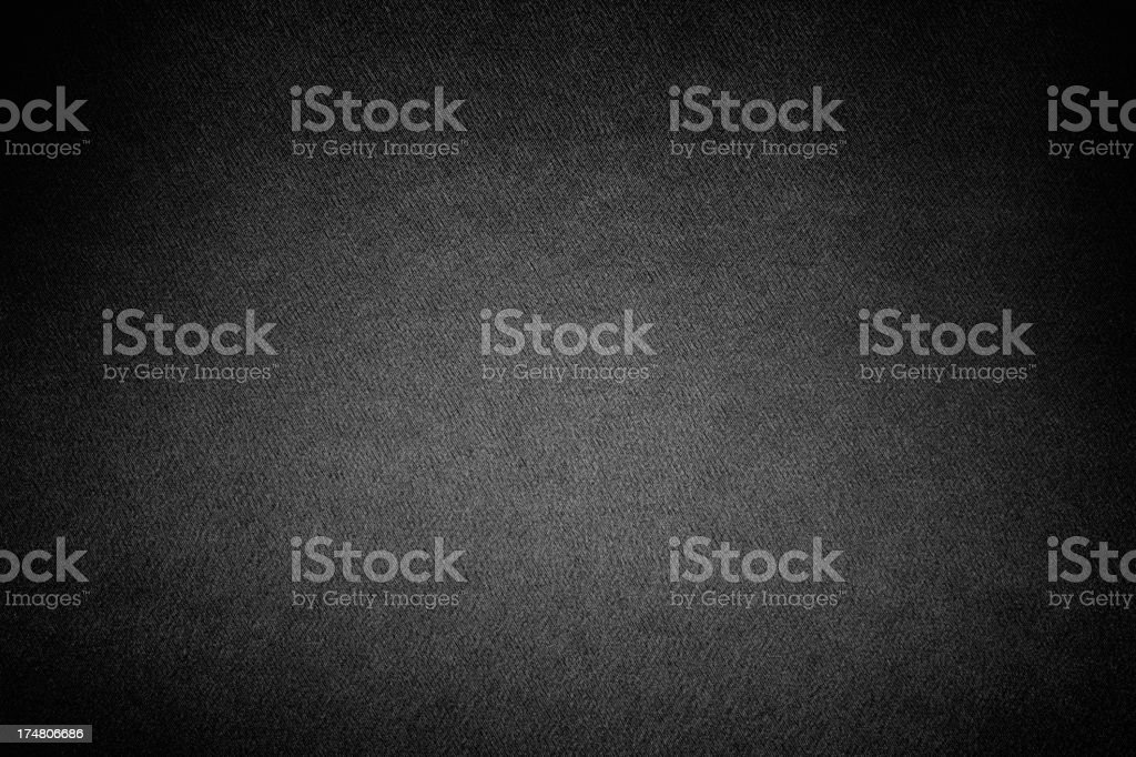 Black satin texture stock photo