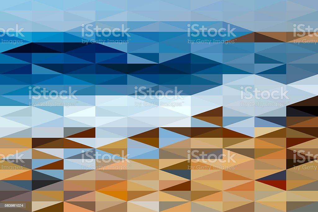 Black Sea Shore stock photo