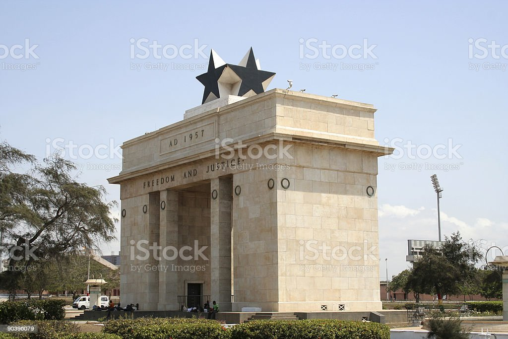 black star square stock photo
