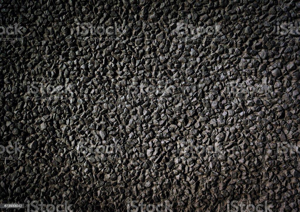 Black stone background stock photo