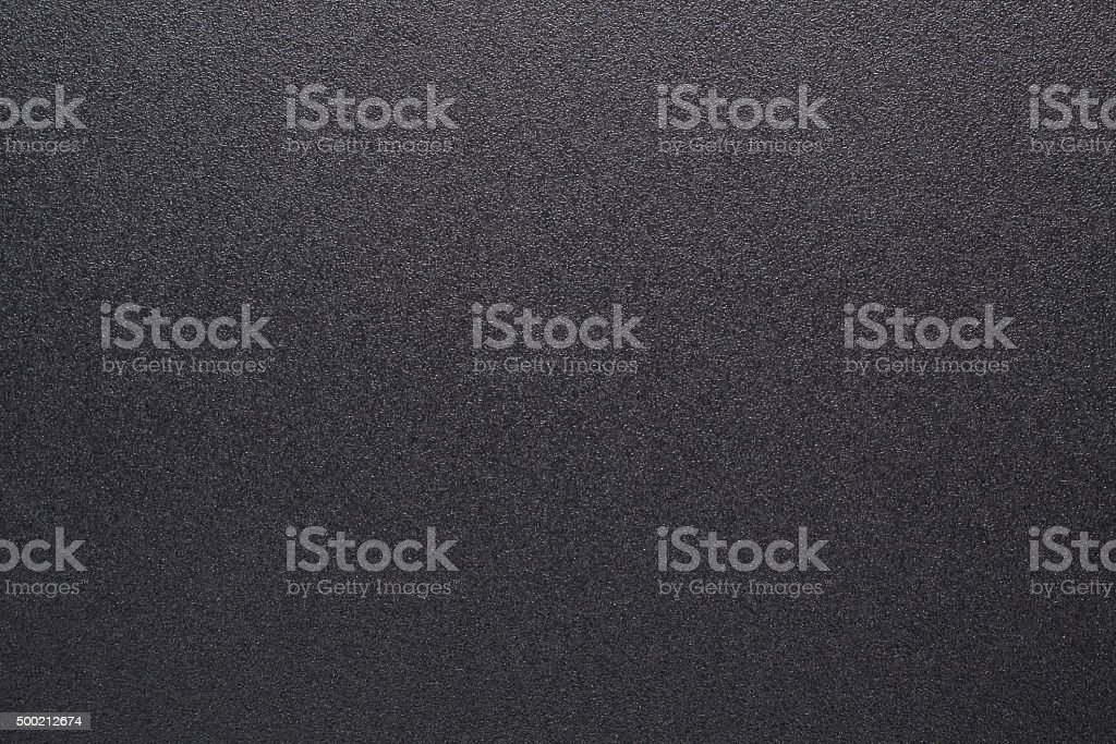 Black stone grainy background stock photo