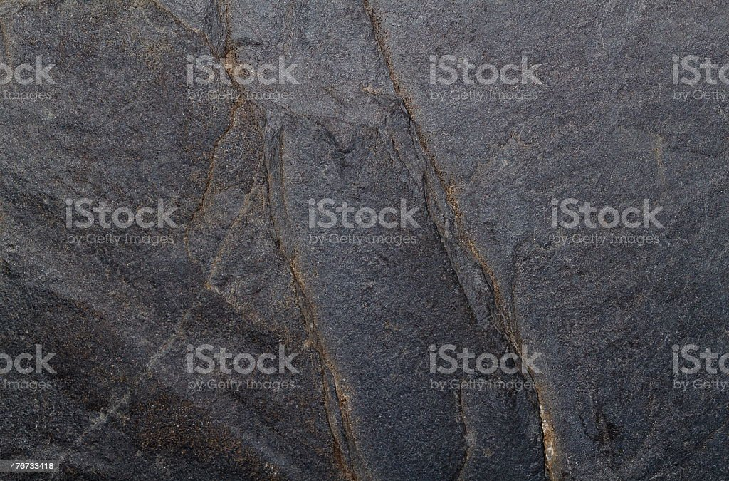 Black stone texture for pattern and background stock photo