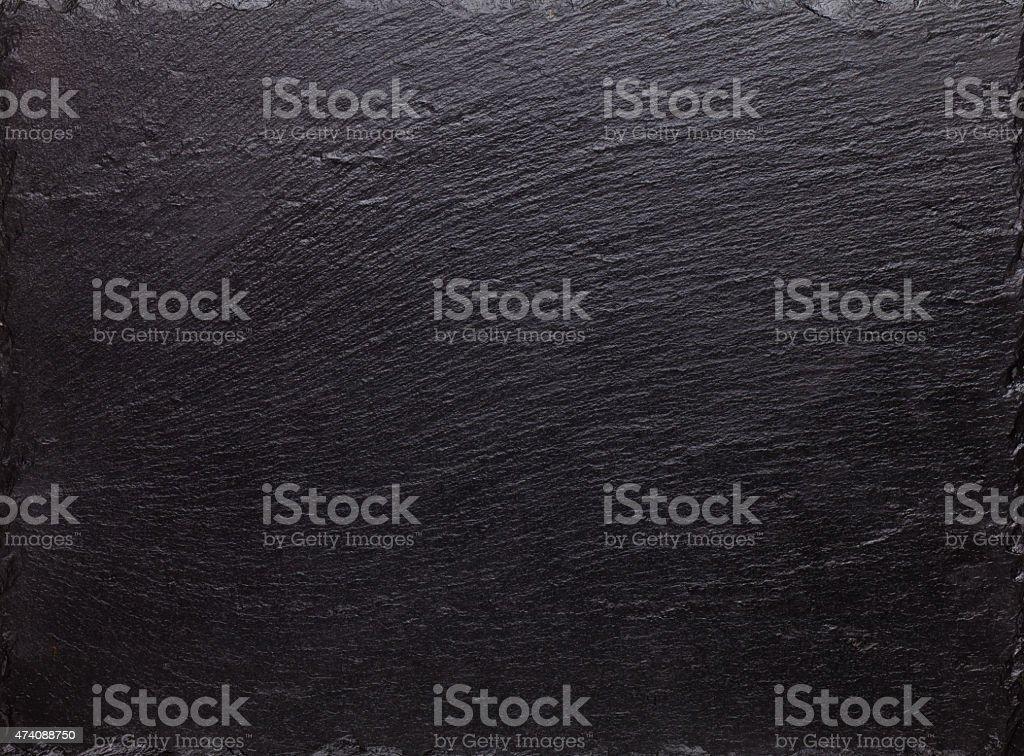 Black stone texture stock photo