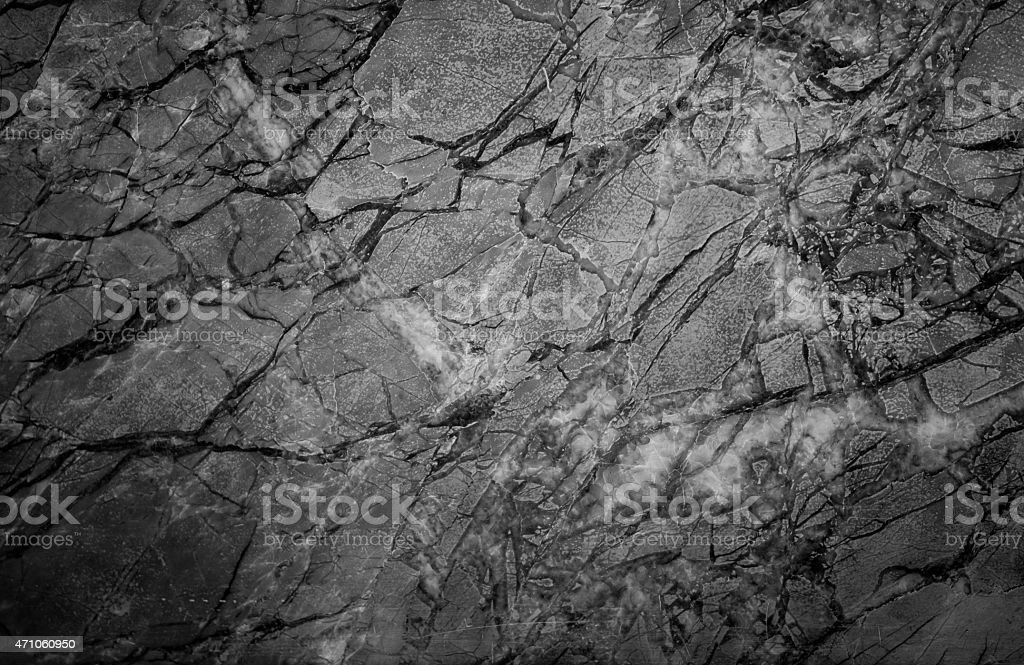Black Stone Wall texture stock photo