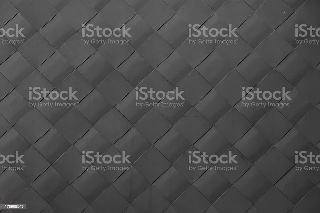 Black Striated Pattern Texture royalty-free stock photo