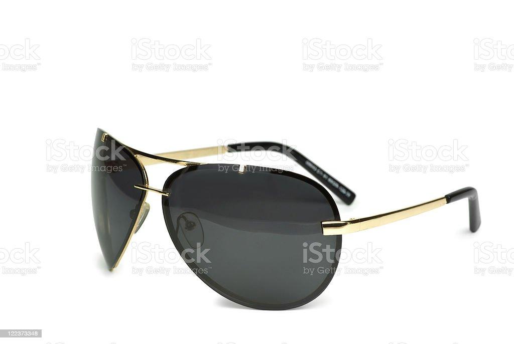 Preto Óculos de Sol foto de stock royalty-free