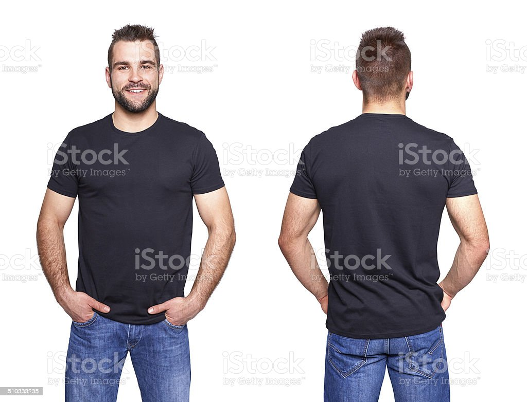 T Shirt Template Pictures Images And Stock Photos  Istock