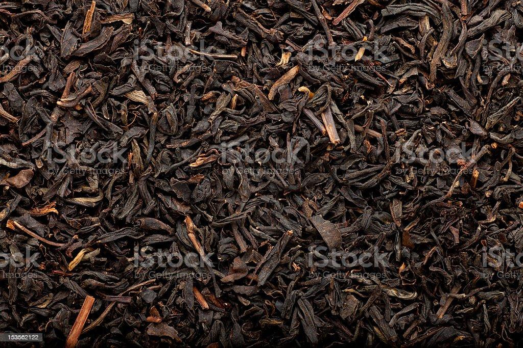 black tea background royalty-free stock photo