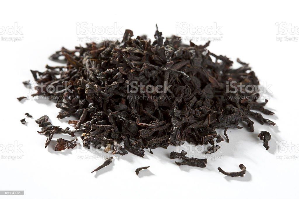 Black Tea Dombagastalawa royalty-free stock photo