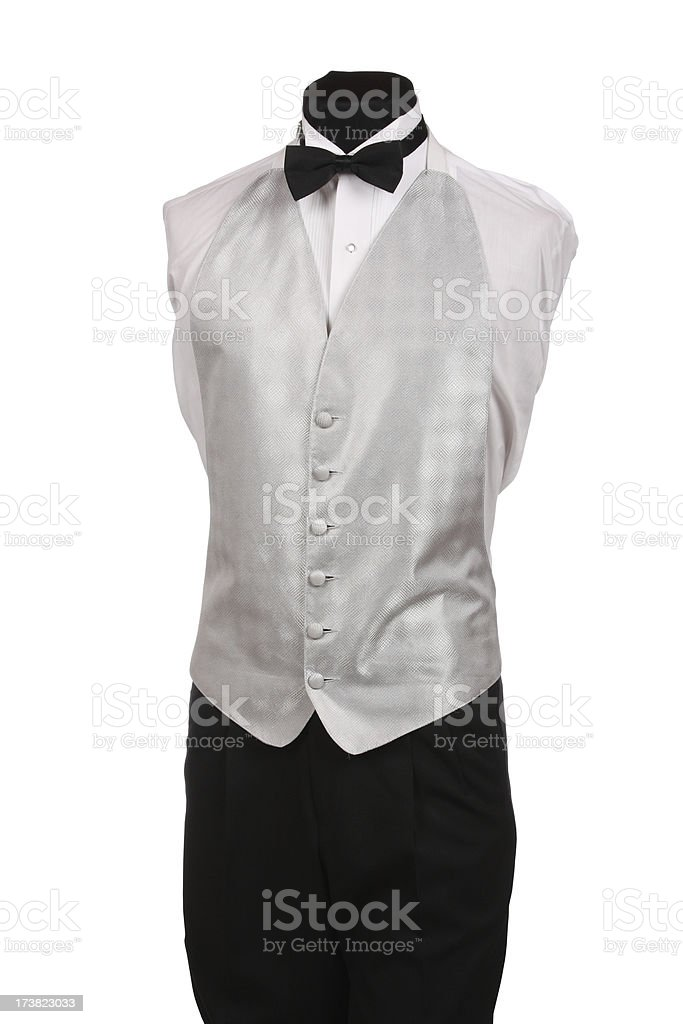 Black Tie Event royalty-free stock photo