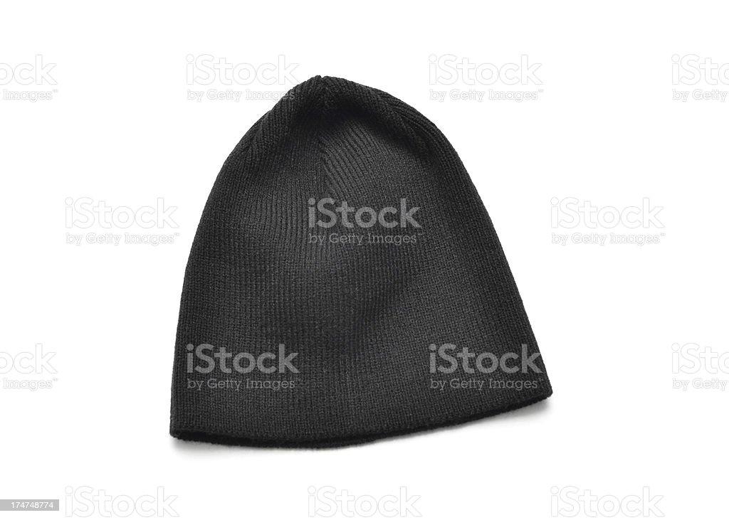 Black Toque stock photo