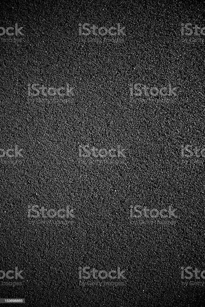 Black Track Turf XXXL stock photo