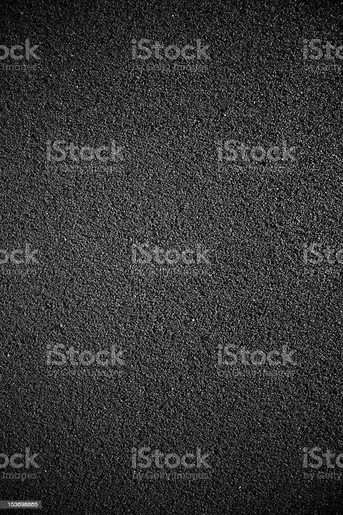 Black Track Turf XXXL stock photo