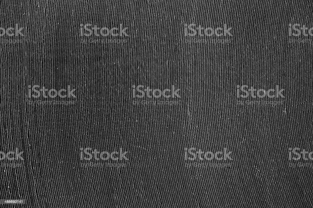Black vinyl surface stock photo