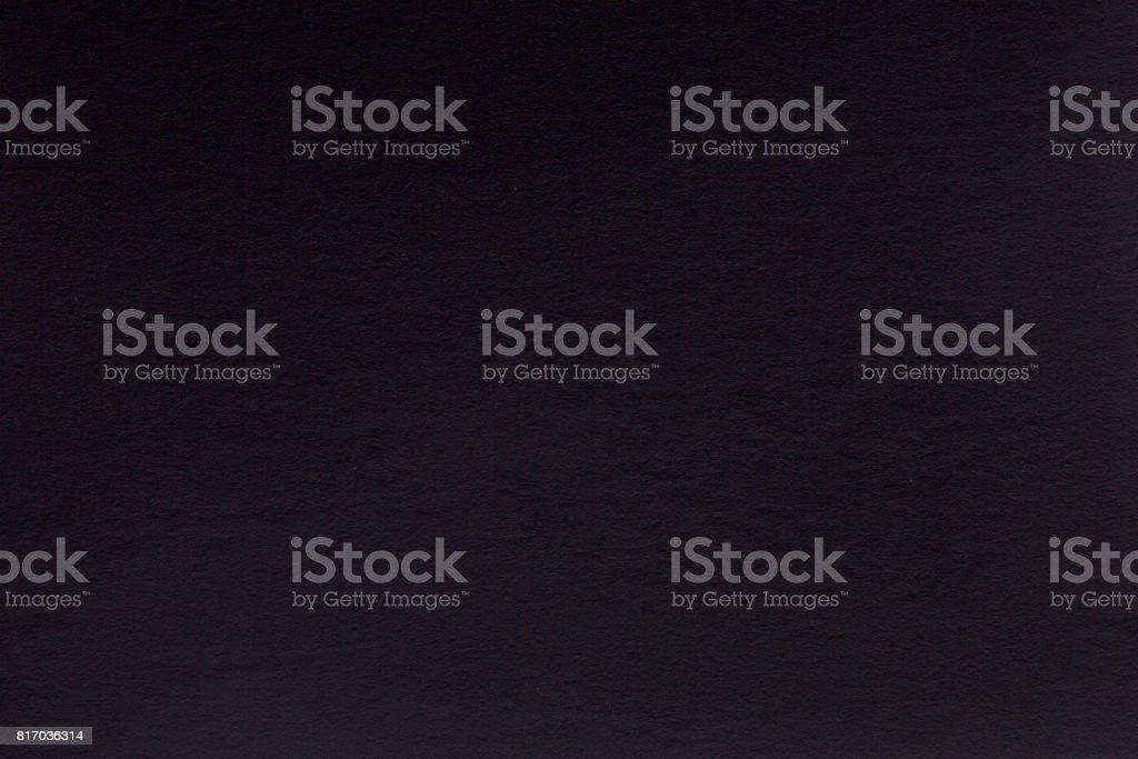 Black wall. Macro photo stock photo