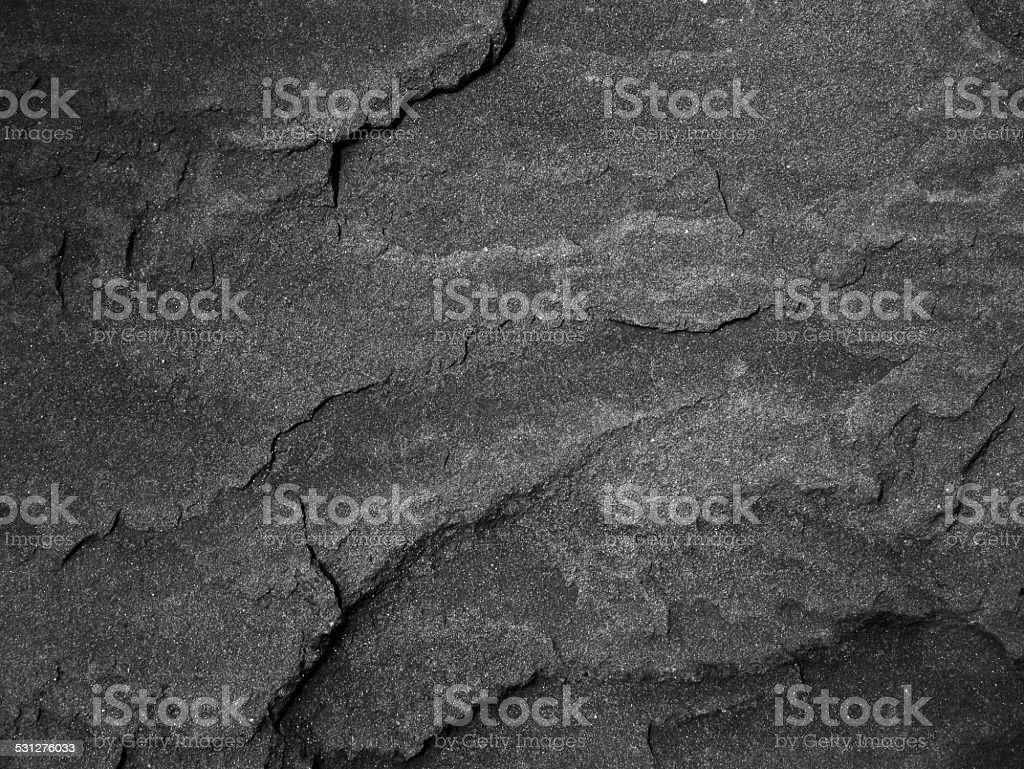 Black wall stone background stock photo