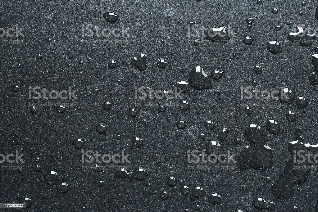 Black Water royalty-free stock photo