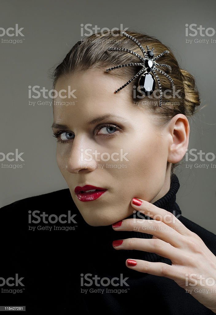 black window royalty-free stock photo