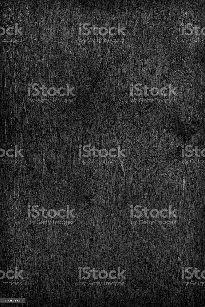 Black wood background stock photo