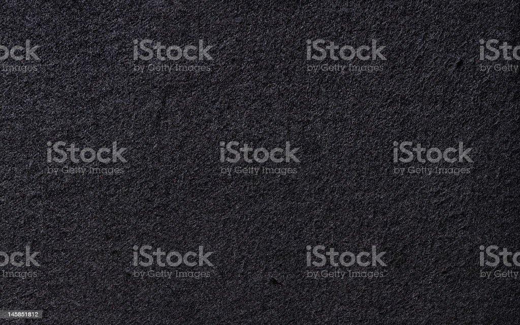 black wool fabric texture XXXL royalty-free stock photo