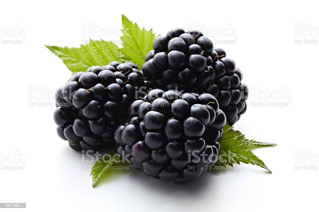 Blackberries. royalty-free stock photo