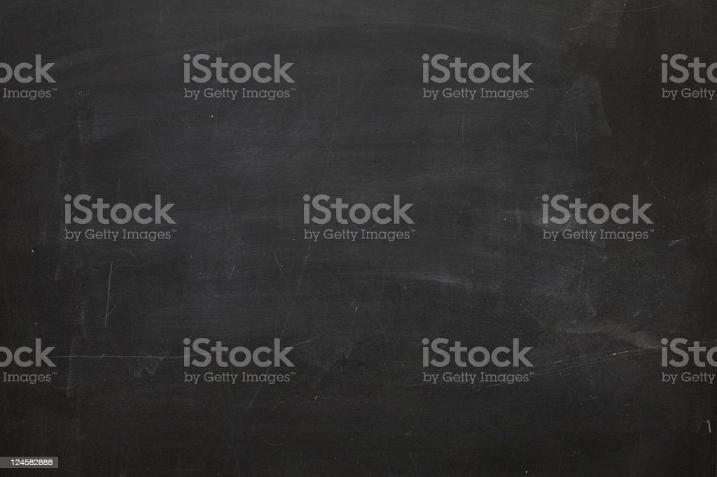 Blackboard background texture stock photo