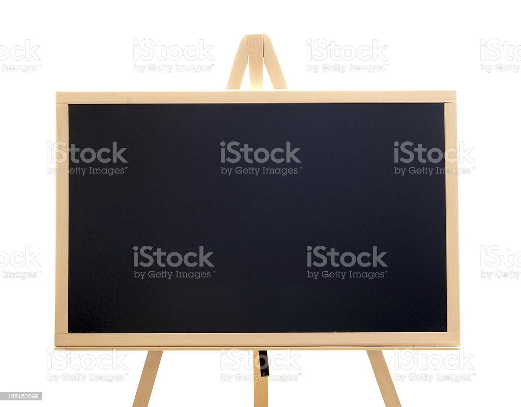blackboard isolated royalty-free stock photo