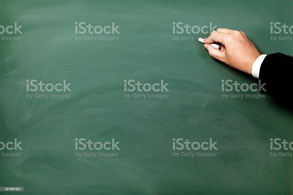 Blackboard royalty-free stock photo
