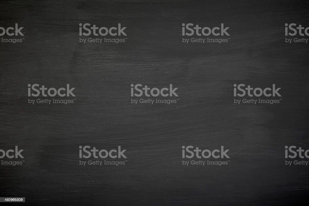 Blackboard texture stock photo