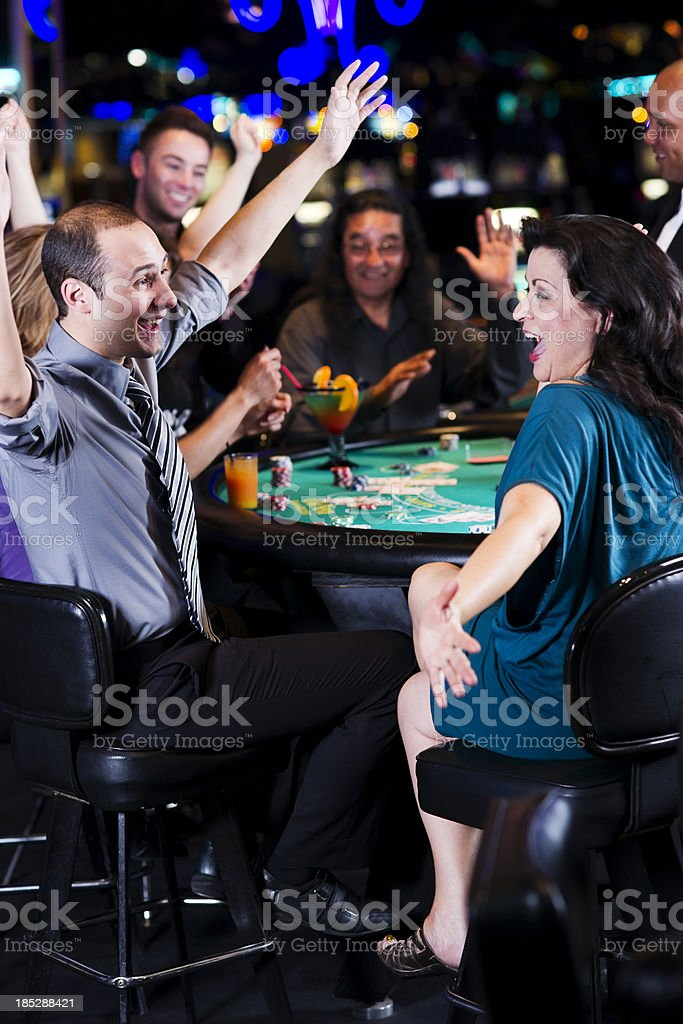 BlackJack royalty-free stock photo