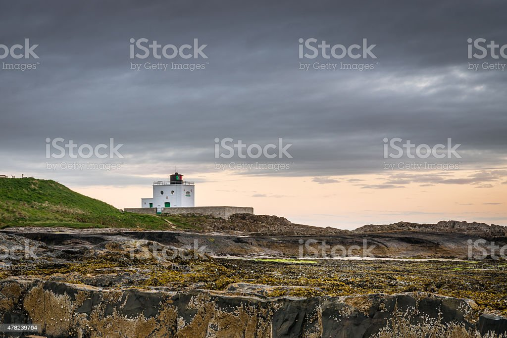 Blackrocks Point Lighthouse stock photo