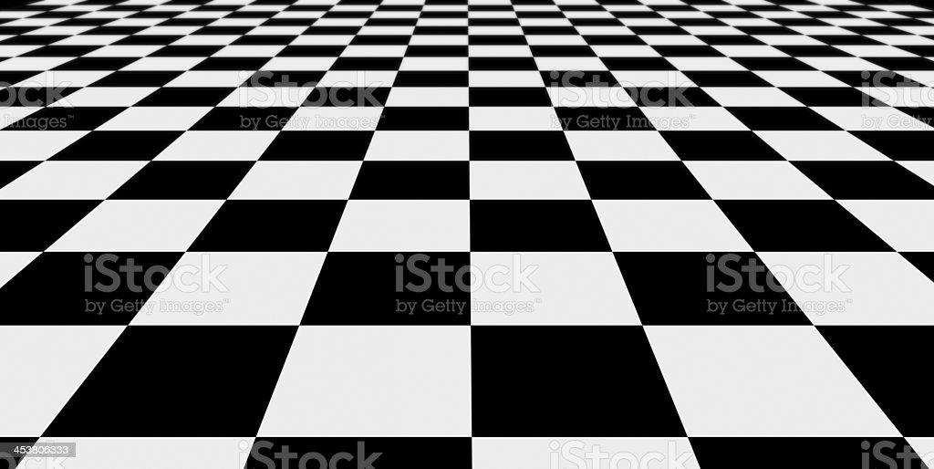Black-white plane 3 stock photo