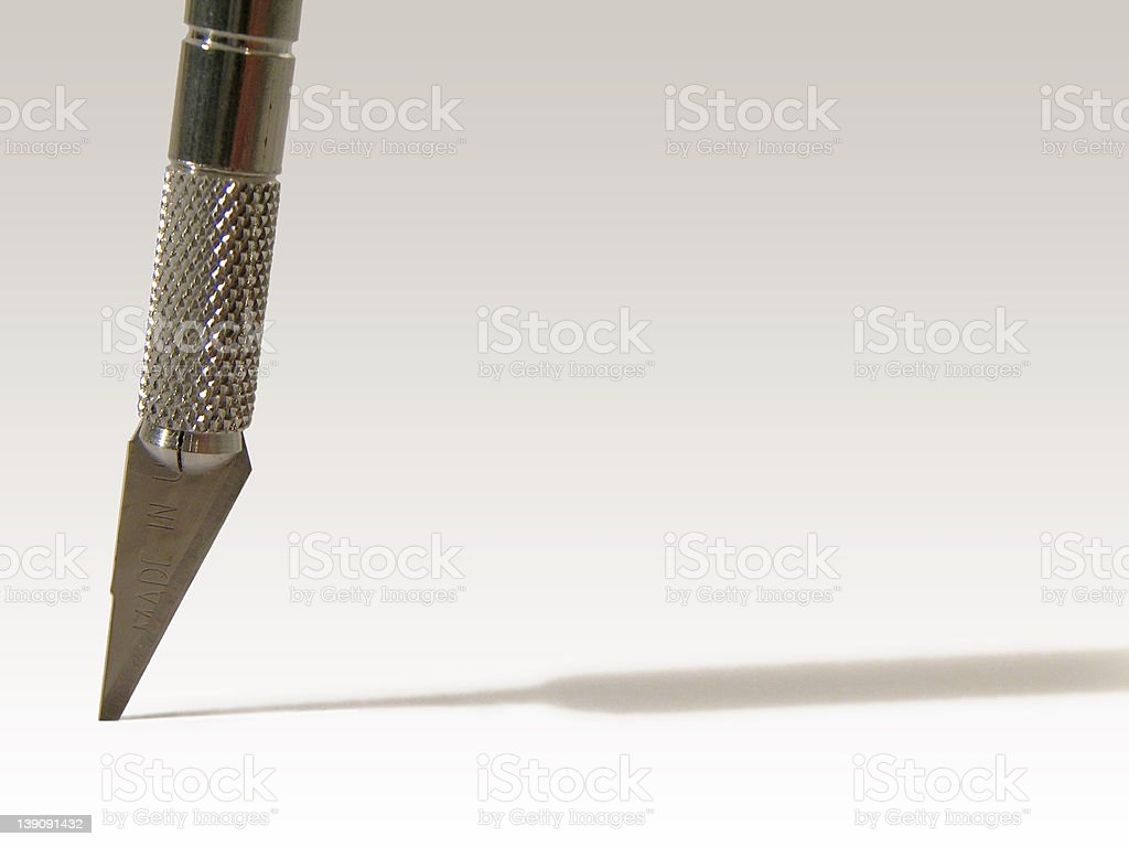 blade stock photo