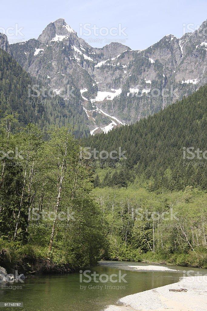 Blanchard Needle stock photo