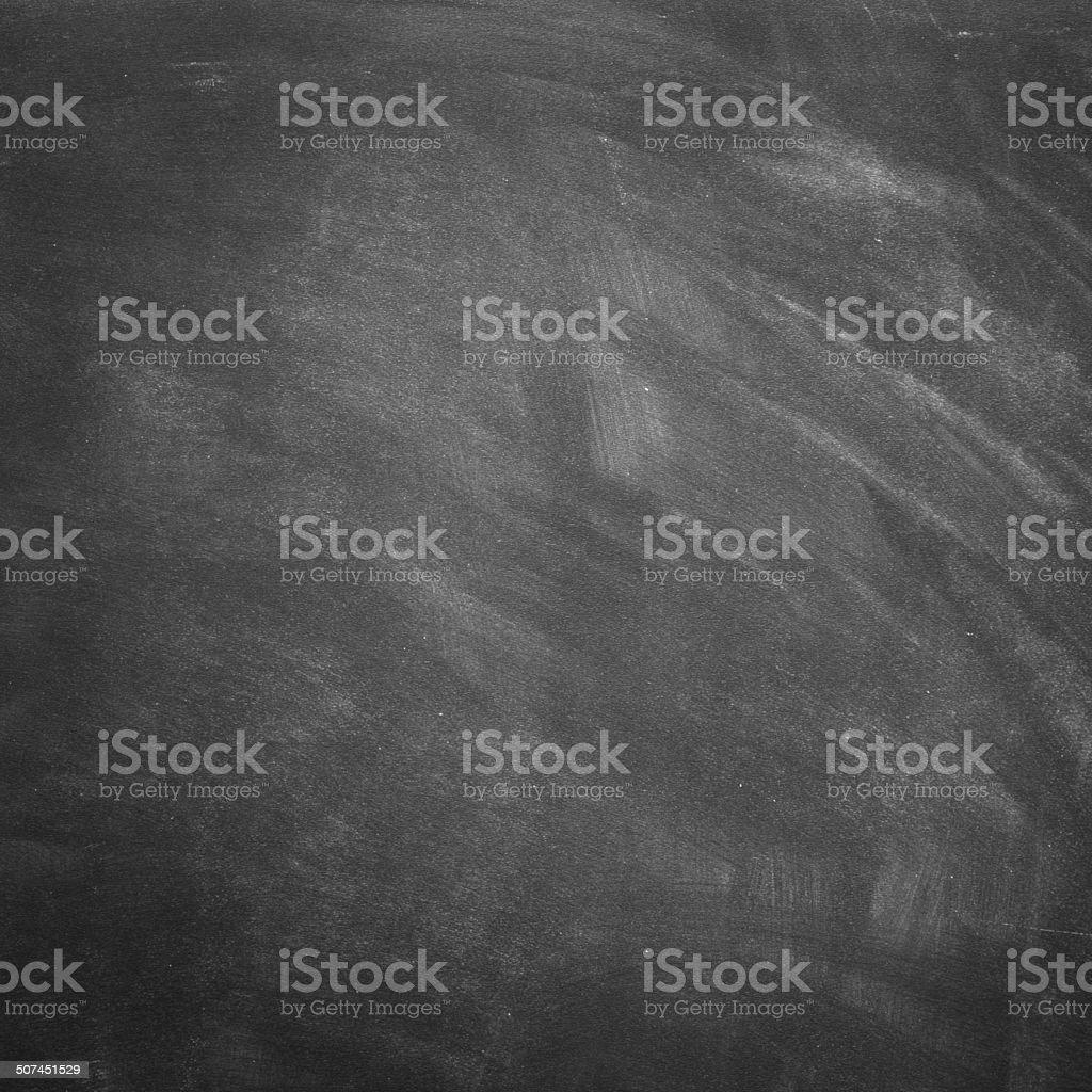 Blank Blackboard. stock photo