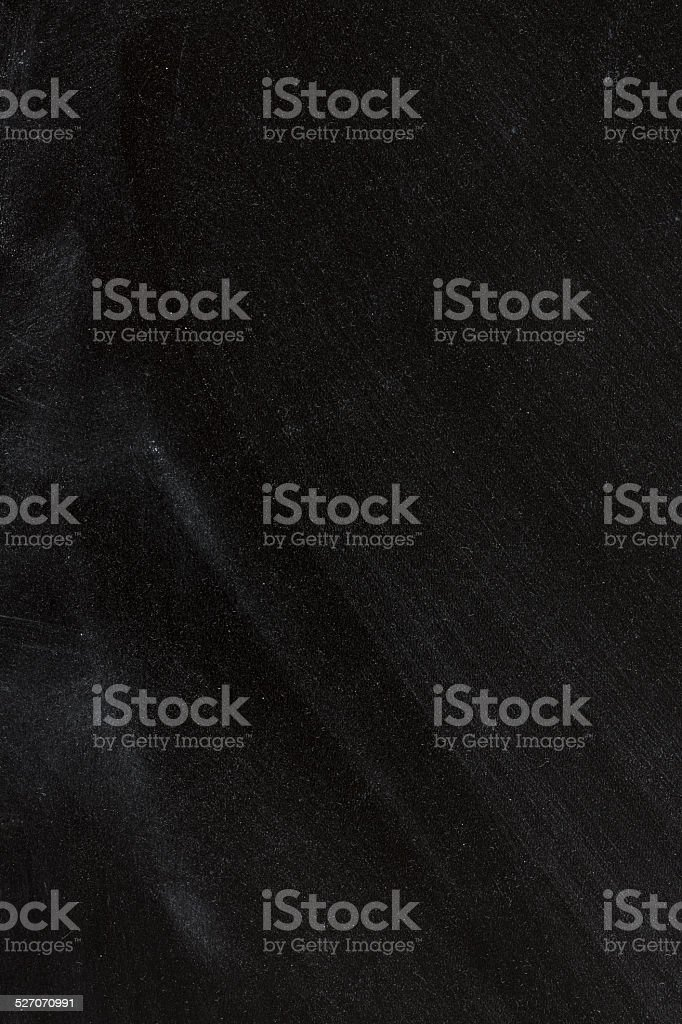 Blank Blackboard Texture Background stock photo