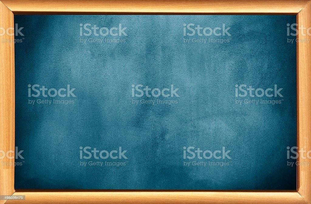 Blank Blackboard XXXL stock photo